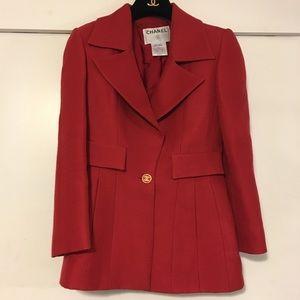 Rare CHANEL Blazer Jacket